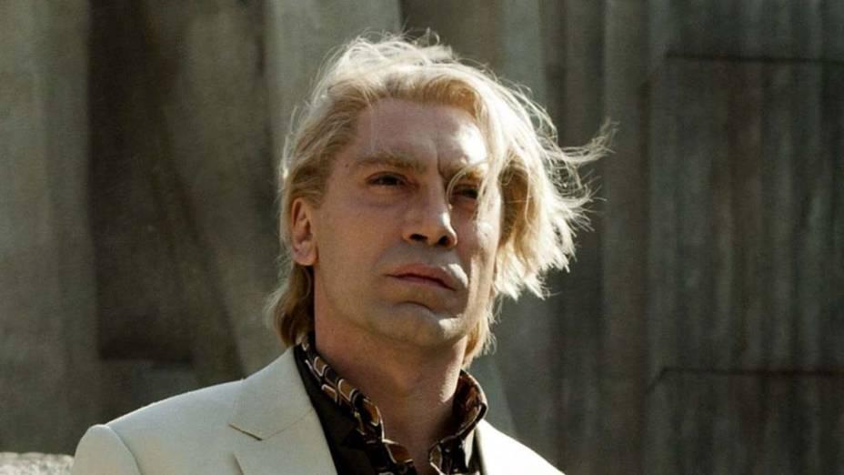 Javier Barden no novo filme 007: - Operação Skyfall