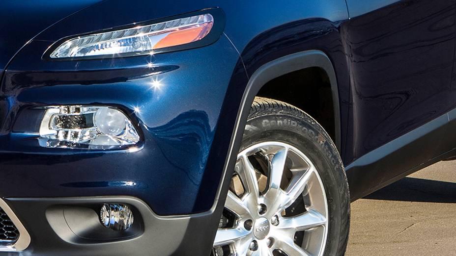 Jeep Cherokee 2014 chega ao mercado americano depois de julho