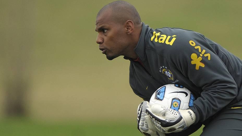 Jefferson, do Botafogo