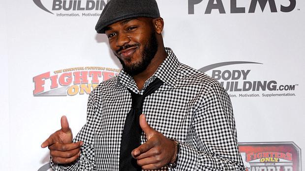 <br><br>  Jon Jones, campeão da categoria meio-pesado do UFC aos 24 anos