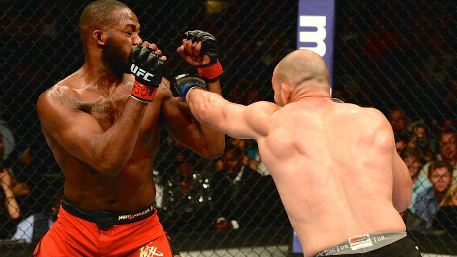 UFC 172: Jon Jones x Glover Teixeira, em Baltimore (EUA)