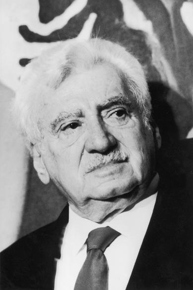 Jorge Amado em 1988