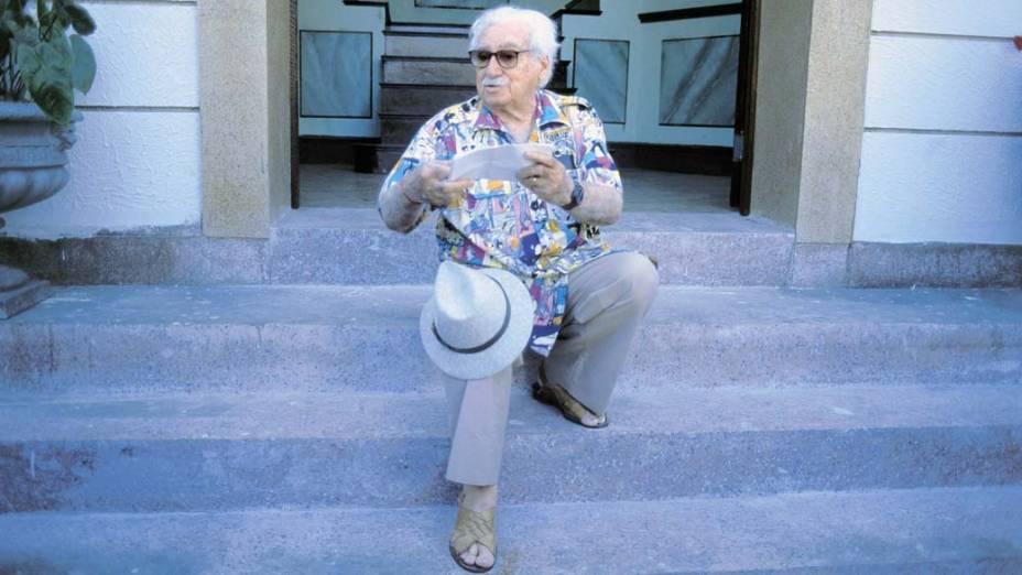 Jorge Amado em 1995