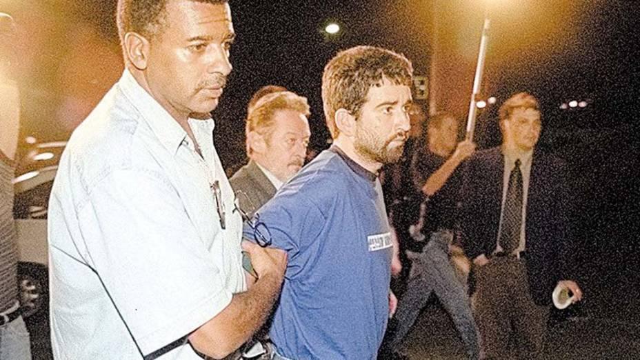 José Edison da Silva, um dos acusados de matar o ex-prefeito de Santo André, Celso Daniel
