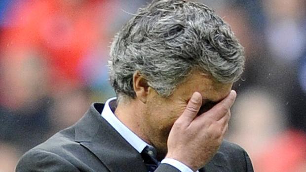 José Mourinho é técnico do Real Madrid
