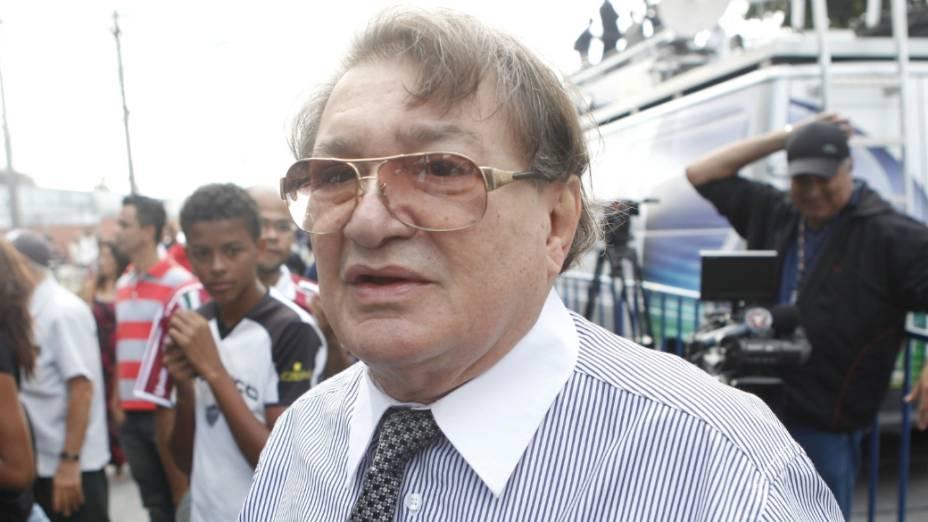 Jose Arteiro, advogado da familia de Eliza