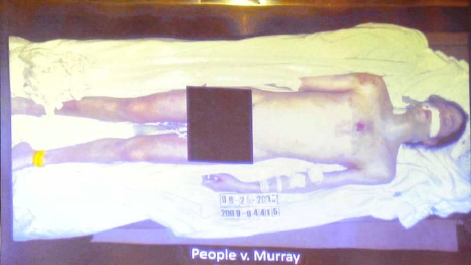 O décimo dia do julgamento do médico Conrad Murray pela morte de Michael Jackson, em Los Angeles