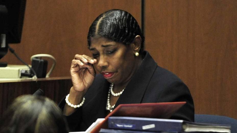 Quinta semana do julgamento do médico Conrad Murray pela morte de Michael Jackson, em Los Angeles