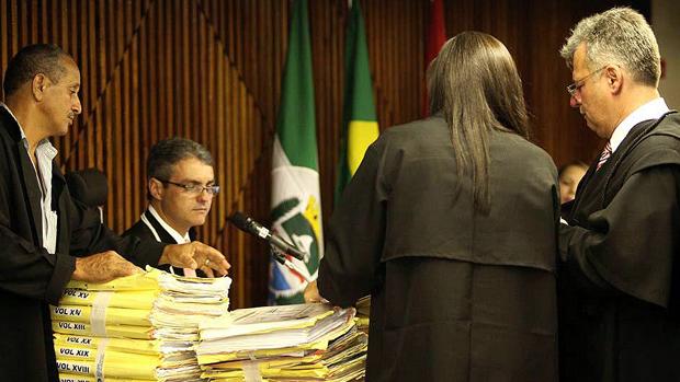 Julgamento do caso PC Farias, em Alagoas