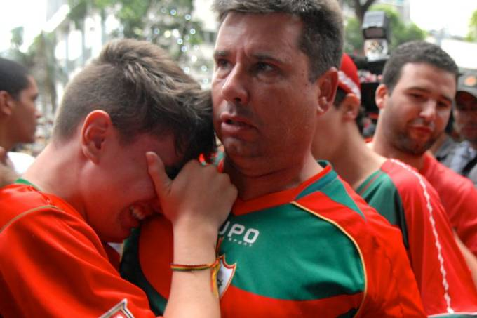 Potuguesa: eliminada da série D
