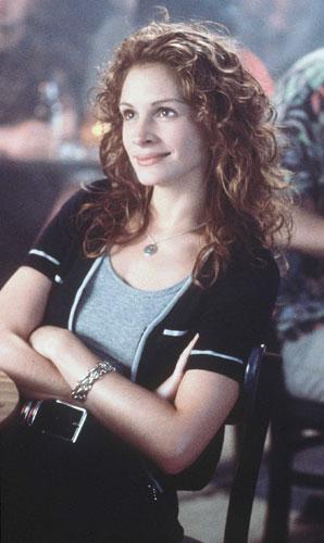 No filme O Casamento do Meu Melhor Amigo, de 1997.