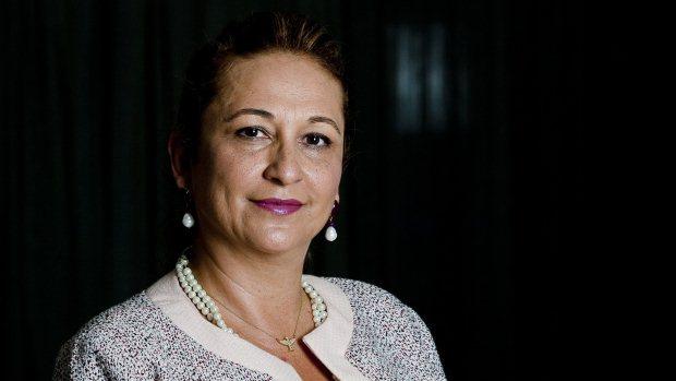 A senadora Kátia Abreu é reeleita no estado de Tocantins