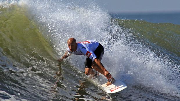 Kelly Slater conquistou seu 11º título mundial de surfe