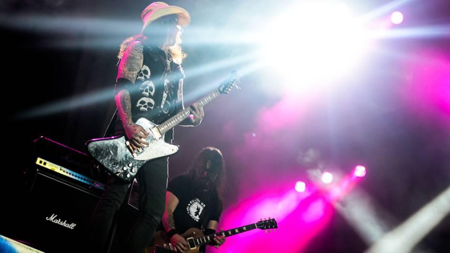 Show de Kiara Rocks no último dia de Rock in Rio 2013