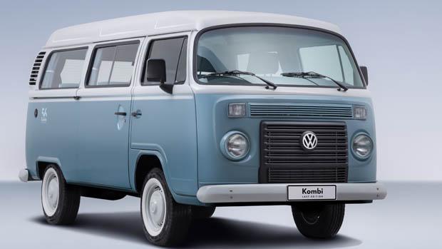 Kombi Last Edition terá produção limitada a 600 unidades e marca o encerramento da produção no Brasil