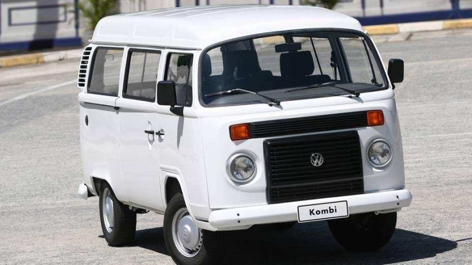 Kombi recebe motor 1.4 Total Flex, em 2006