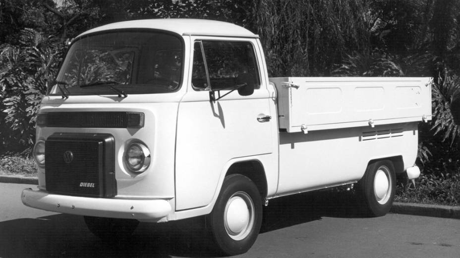 Kombi Pick-up diesel, de 1983