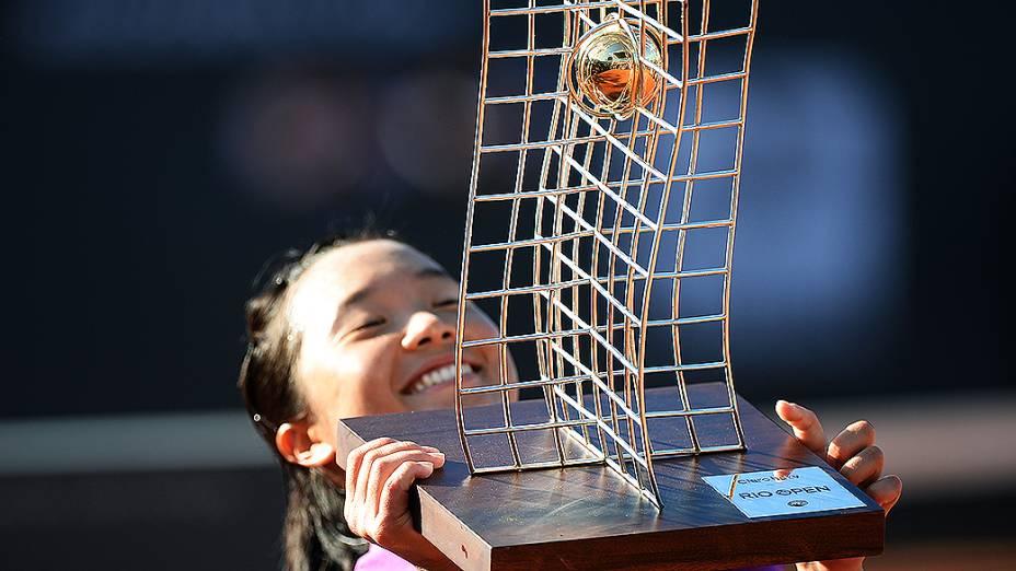 Japonesa Kurumi Nara conquista o Rio Open 2014