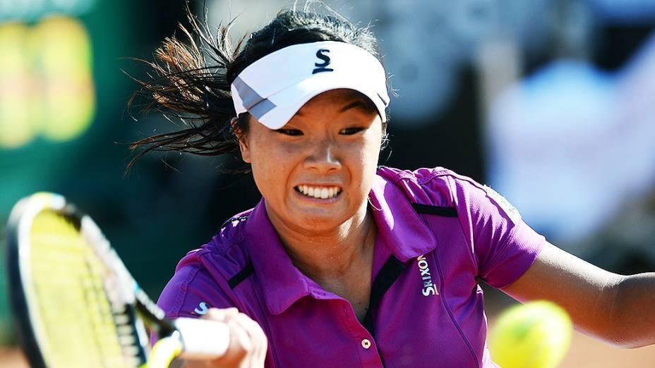 A japonesa Kurumi Nara vencedora do Rio Open 2014