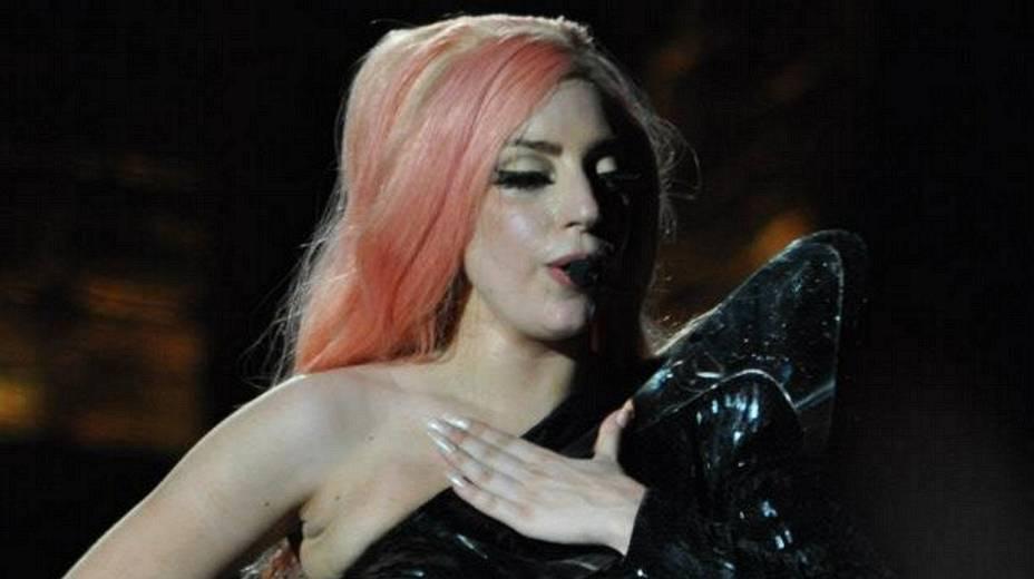 Lady Gaga se apresentou para cerca de 50.000 pessoas no Morumbi