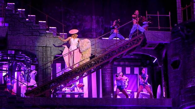 Show da cantora americana Lady Gaga no Parque dos Atletas, Rio de Janeiro