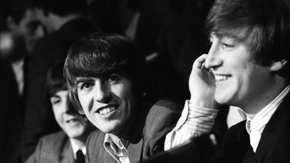 O primeiro show dos Beatles nos Estados Unidos, 1964