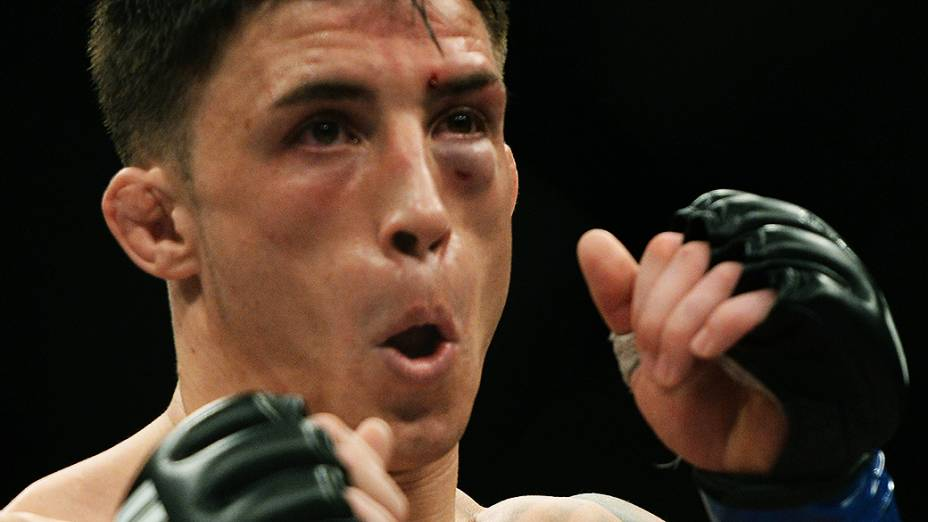 UFC Fight Night em Natal: Leonardo Santos x Norman Parke