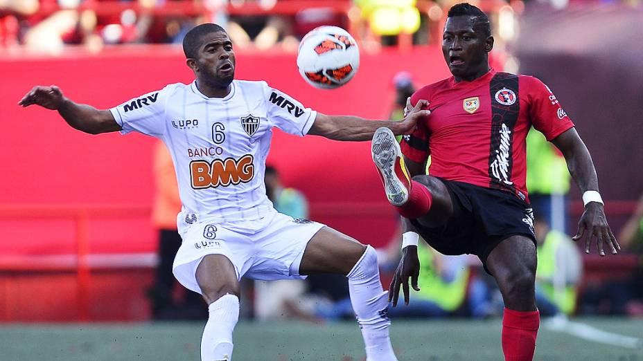 Tijuana contra Atlético MG pela copa Libertadores 2013