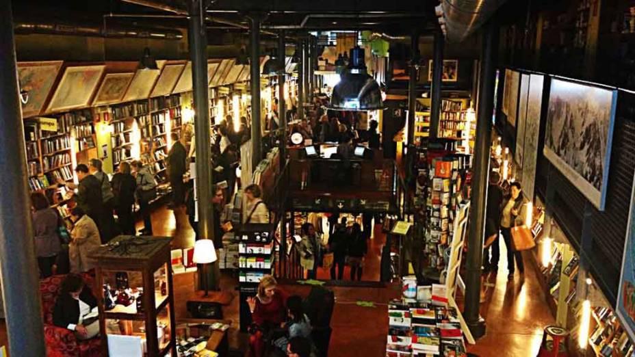 Livraria AltaÏr em Barcelona, Espanha