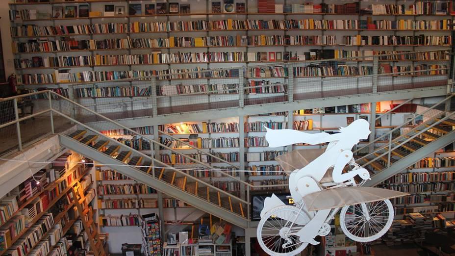Livraria Ler Devagar em Lisboa, Portugal