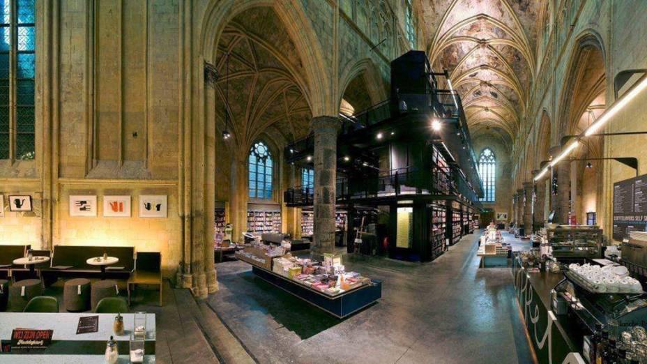 Livraria Polare Maastricht em Maastricht, Holanda