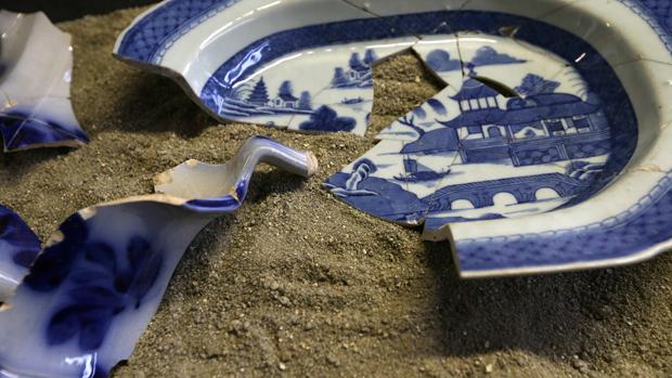 No Rio de Janeiro, lixo da realeza brasileira se transforma em tesouro arqueológico