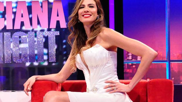 Luciana Gimenez apresenta talk show <em>Luciana By Night</em>