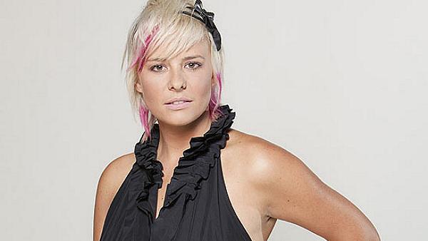 Luiza Gottschalk, 26 anos, apresentadora e atriz