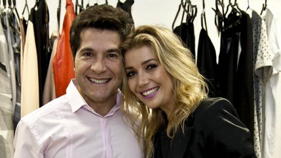 Luiza Possi é a técnica auxiliar de Daniel no The Voice Brasil