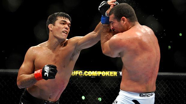 Lyoto Machida venceu o brasileiro Maurício Shogun, no UFC 104