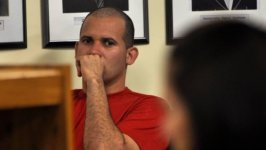 Macarrão revelou detalhes do desaparecimento de Eliza Samudio  no julgamento