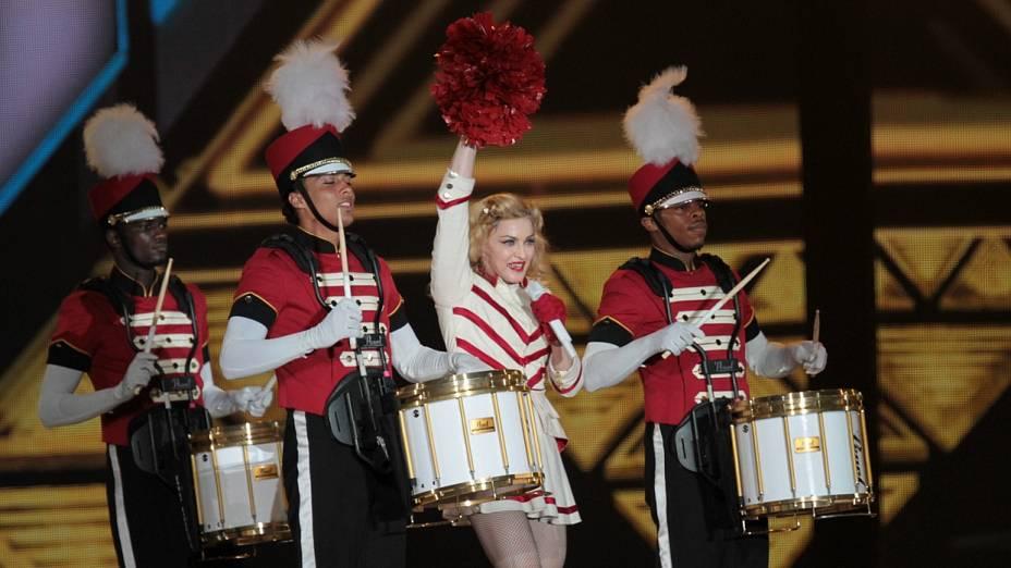 Madonna se apresenta no Brasil após quatro anos desde seu último show no país