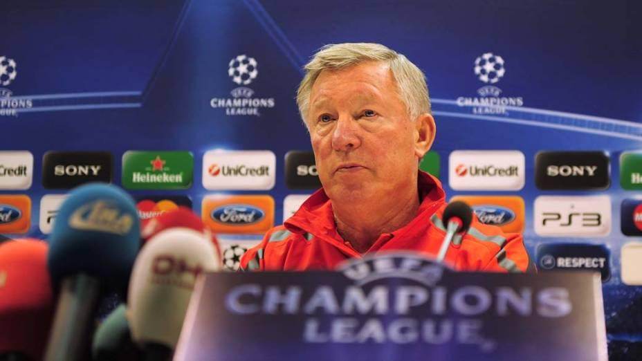 Sir Alex Ferguson estava no Manchester United desde 1986: ele é o maior vencedor da história do campeonato inglês