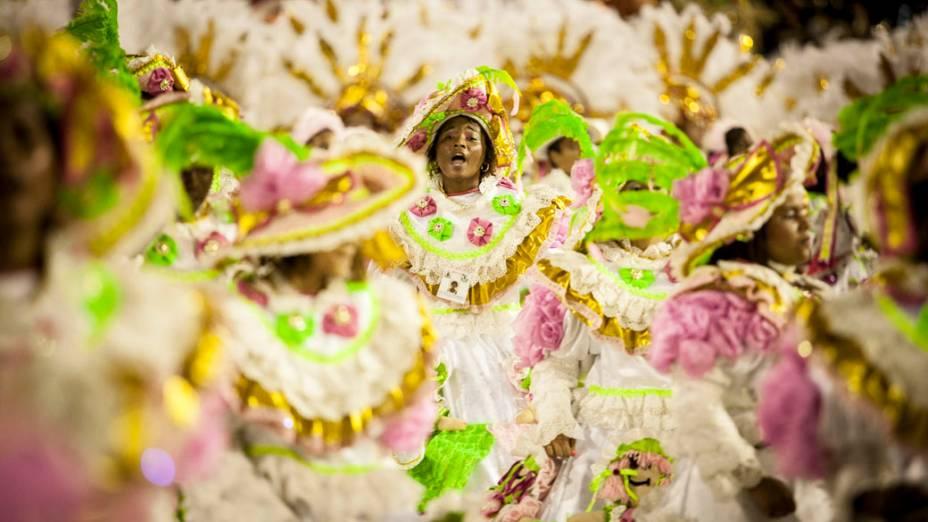 """O enredo da Mangueira é """"Cuiabá: um paraíso no centro da América!"""""""
