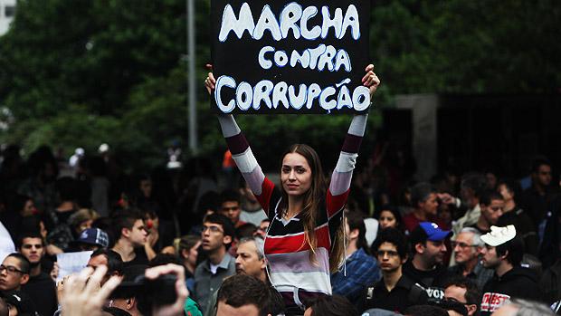 O evento, que acontece simultaneamente em cerca de quarenta cidades brasileiras