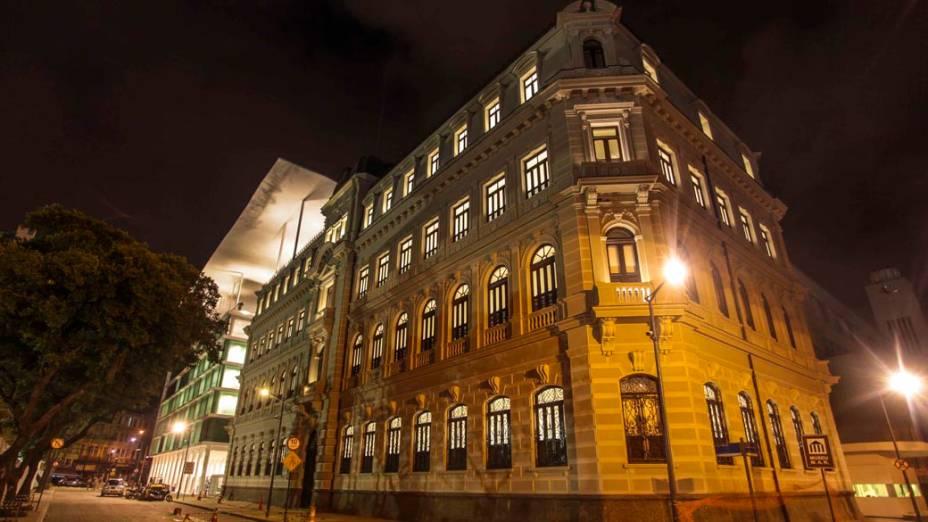 Fachada do Museu de Arte do Rio (MAR)