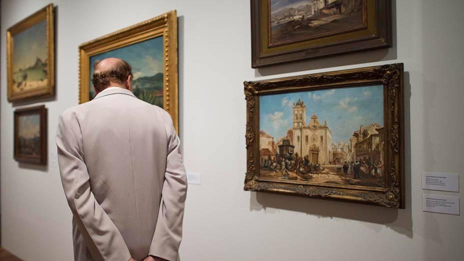 Exposição no Museu de Arte do Rio