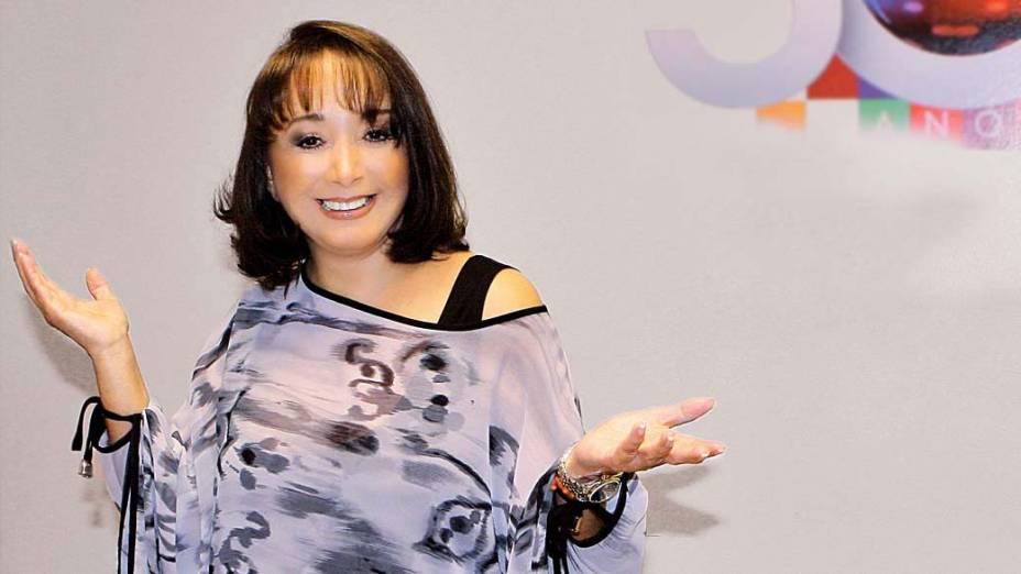 María Antonieta de las Nieves, a Chiquinha no seriado Chaves do SBT