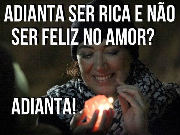 Maria Marta, de Império, vira meme da internet
