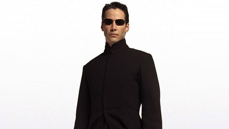 Keanu Reeves em matrix