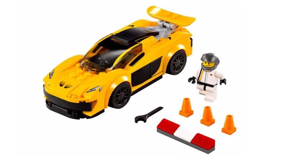 Legos Speed Champions - McLaren