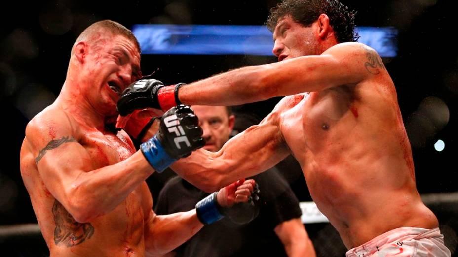 UFC 166: Melendez x Sanchez