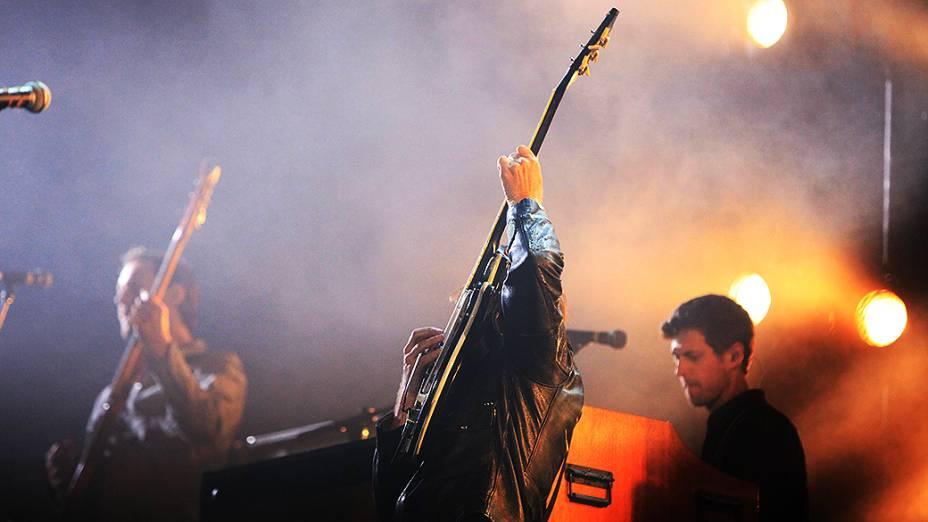 Apresentação do The Black Keys no Lollapalooza