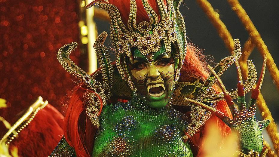 Mocidade Alegre, campeã do Carnaval 2013
